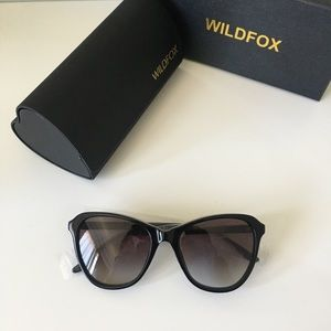 Black Wildfox Sunglasses
